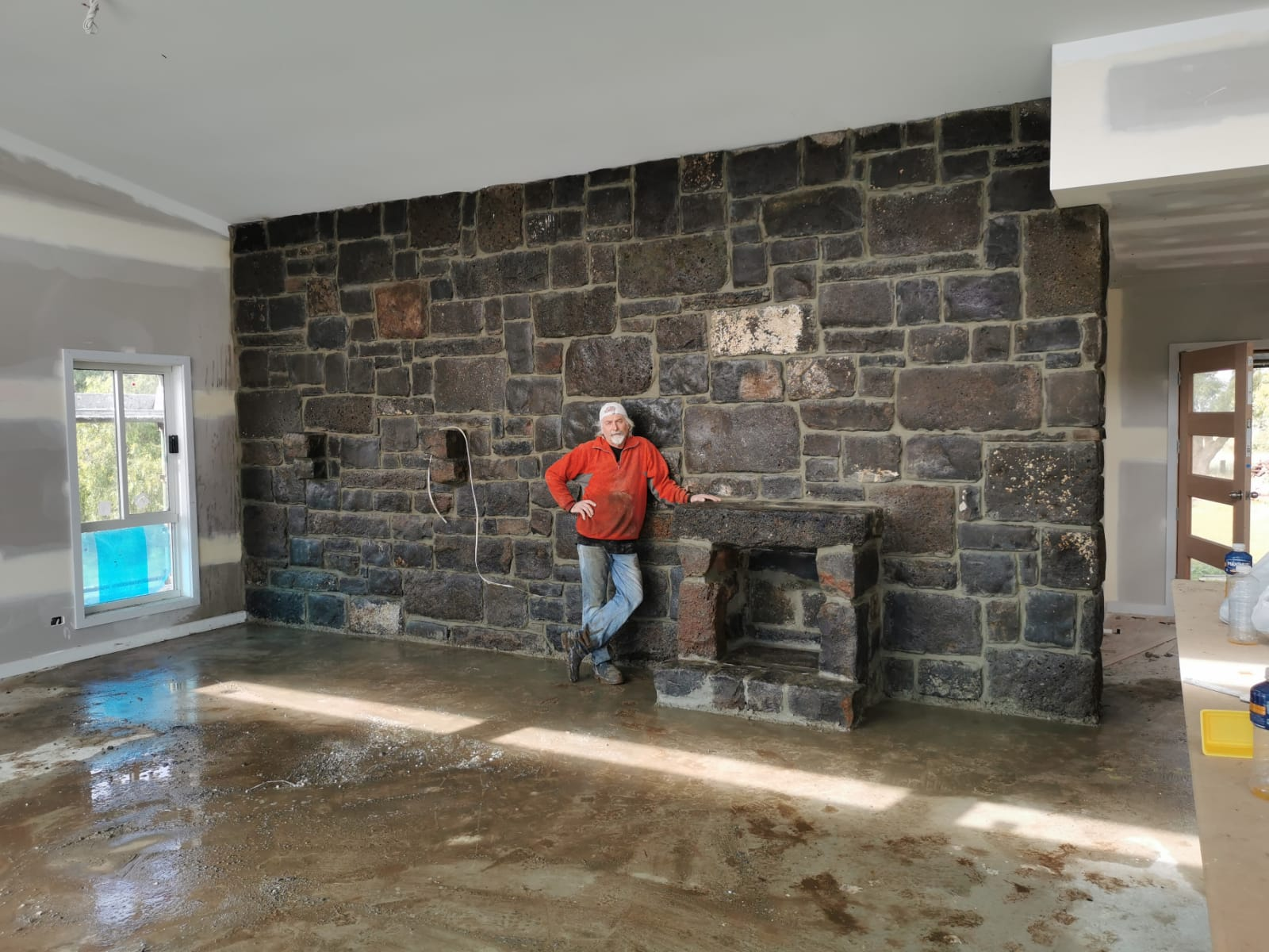 bluestone-internal-natural-wall-ashla-bond Melbourne Stonemasons | Showcase | Call 0411 73 76 77