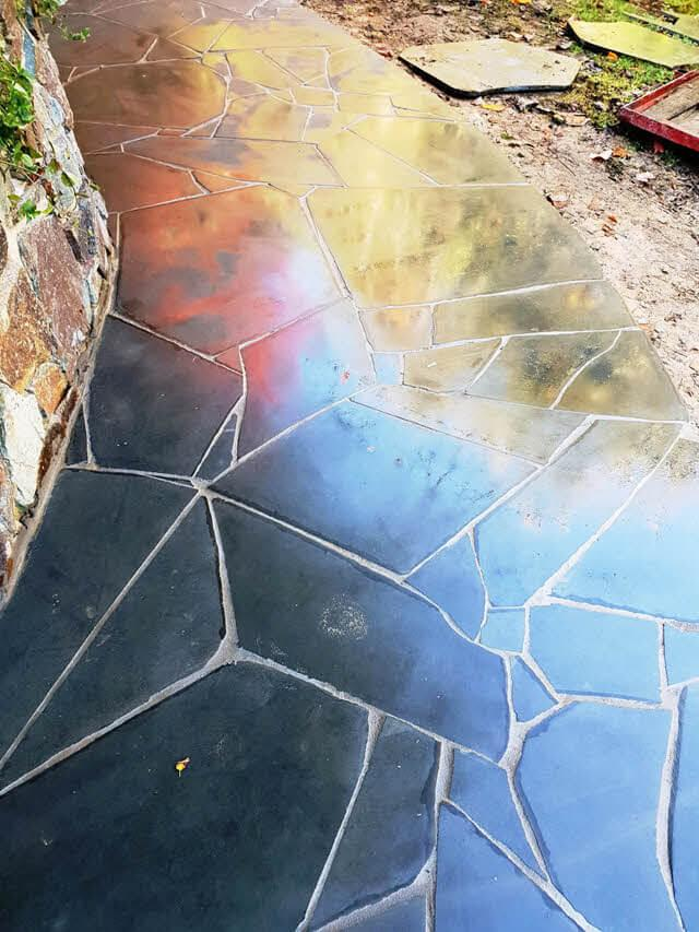 crazy-paving Melbourne Stonemasons | Showcase | Call 0411 73 76 77
