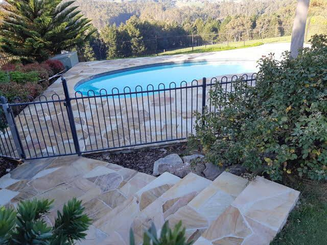 pool-steps-coping Melbourne Stonemasons | Showcase | Call 0411 73 76 77